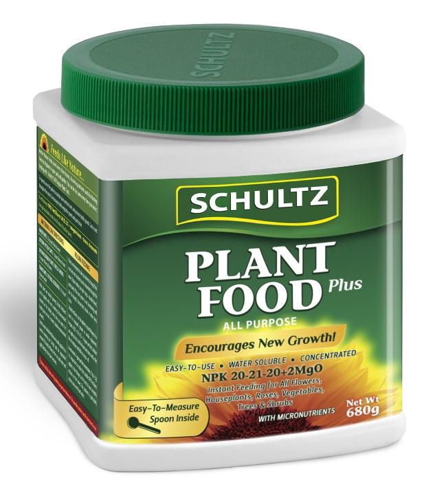 Trąšos sausosios universalios Schultz, 680 g