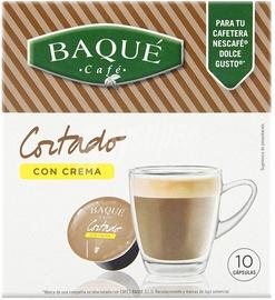 Кофе в капсулах Cafe Baque Cortado Con Crema, 0.07 кг, 10 шт.