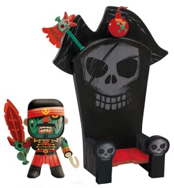 Djeco Arty Toy Pirate Kyle And Ze Throne DJ06813
