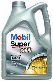 Automobilio variklio tepalas Mobil Super 3000 VC 0W-30, 5 l