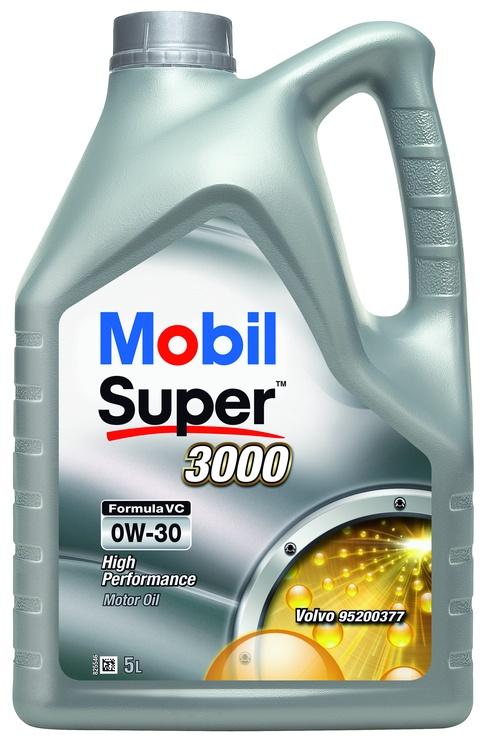 Mobil Super 3000 0W/30 Engine Oil 5l