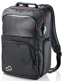 "Fujitsu Pro Green Backpack 14"" Black"