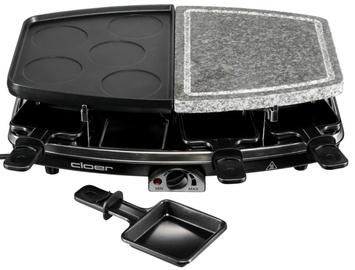 Elektrigrill Cloer Raclette 6435