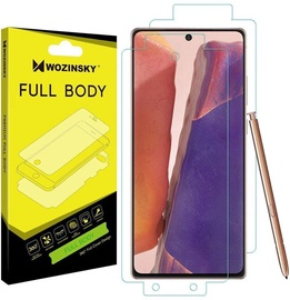Wozinsky Full Body Self-Repair 360° Full Coverage Screen Protector For Samsung Galaxy Note 20