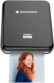 AgfaPhoto Square Printer Black ASQP33BK