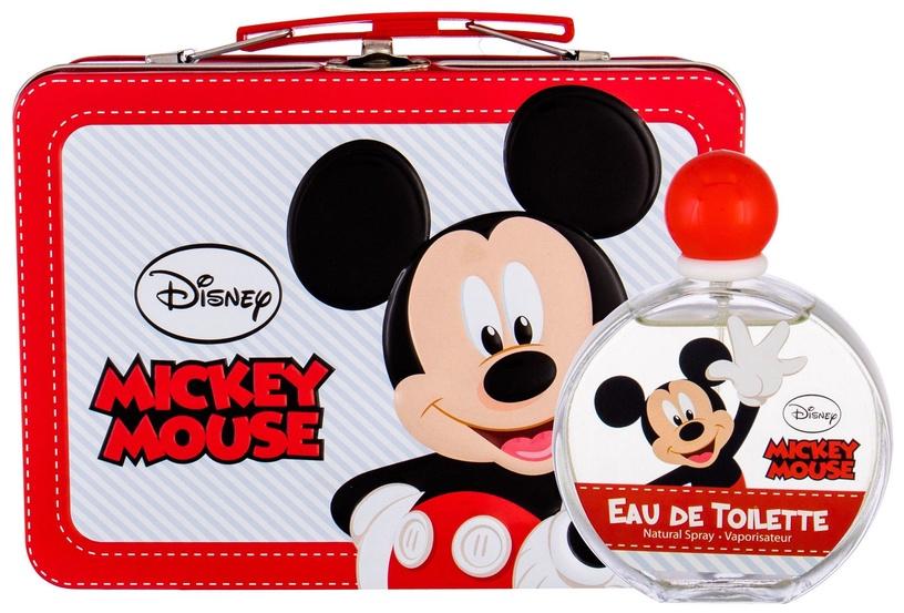 Набор для детей Disney Mickey Mouse 100 ml EDT + Bag