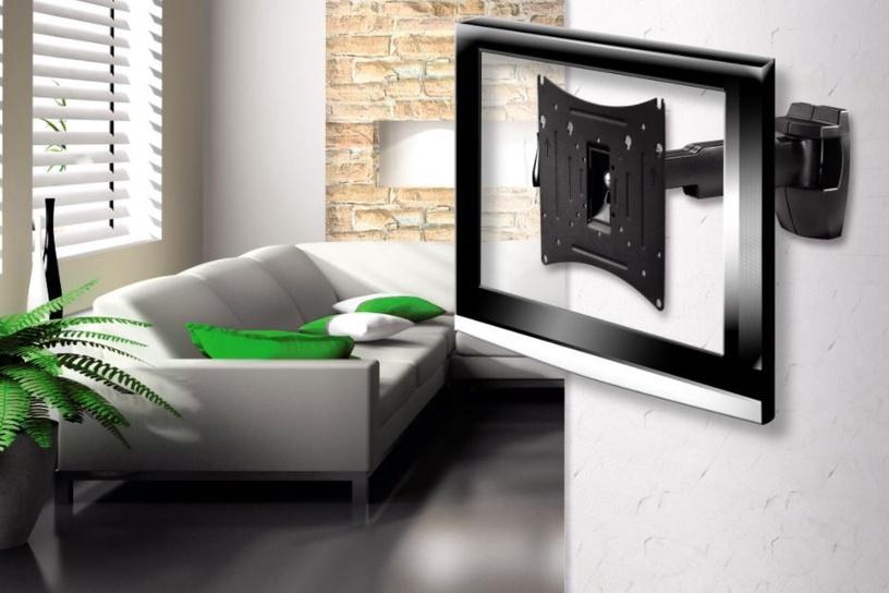"Televizoriaus laikiklis Hama TV Wall Bracket 19""-42"" Black"