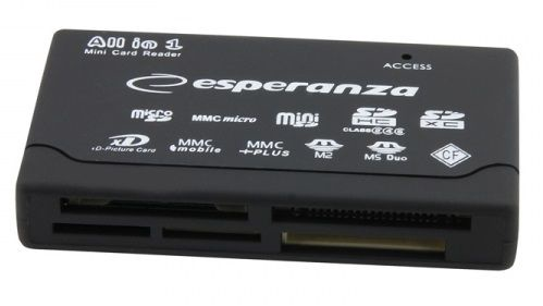 Esperanza Card Reader All in One EA119 USB 2.0