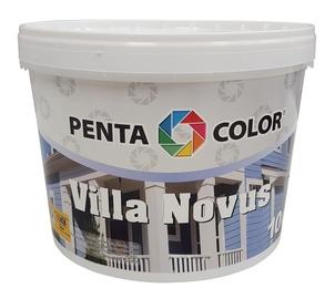 Krāsa fasādēm Pentacolor Villa Novus, 10 l, smilšu krāsas