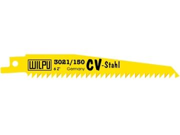 Tiesinio pjūklo pjūklelių komplektas Wilpu, 3021/150/S644D, 5 vnt.