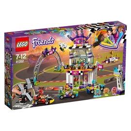 Konstruktor LEGO Friends, Suur võidusõidupäev 41352