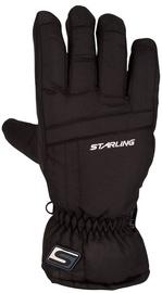 Перчатки Starling, черный, L