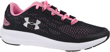 Under Armour Grade School Charged Pursuit 2 3022860-002 Black/Pink 38.5