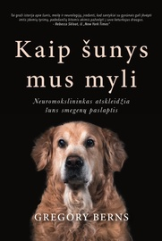 Knyga Kaip šunys mus myli