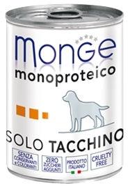 Monge Monoproteinic Pate 100% Turkey 400g