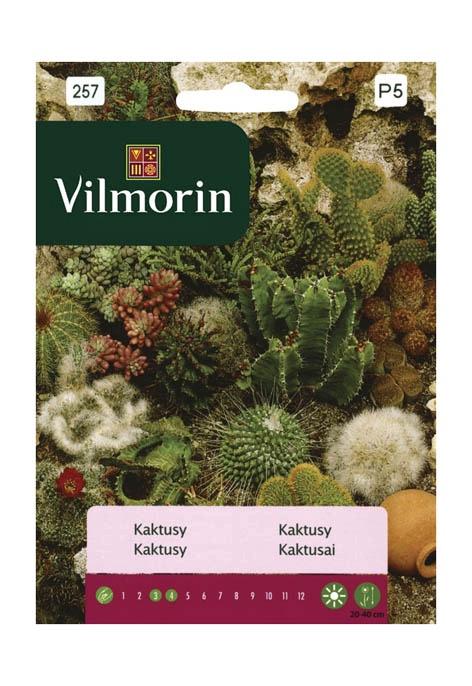 Kaktusu sēklas Vilmorin