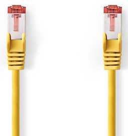 Nedis Cat 6 S/FTP Network Cable 15m Yellow