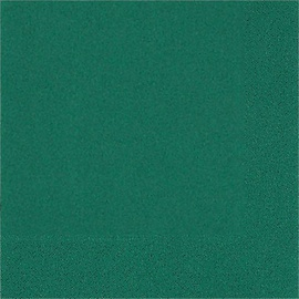 Susy Card Party Napkin Green 33 x 33 cm