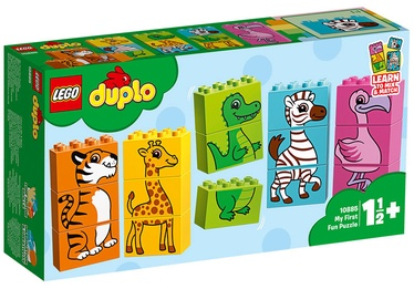 Конструктор Lego Duplo My First Fun Puzzle 10885