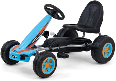 Milly Mally Viper Pedal Go-Kart Blue