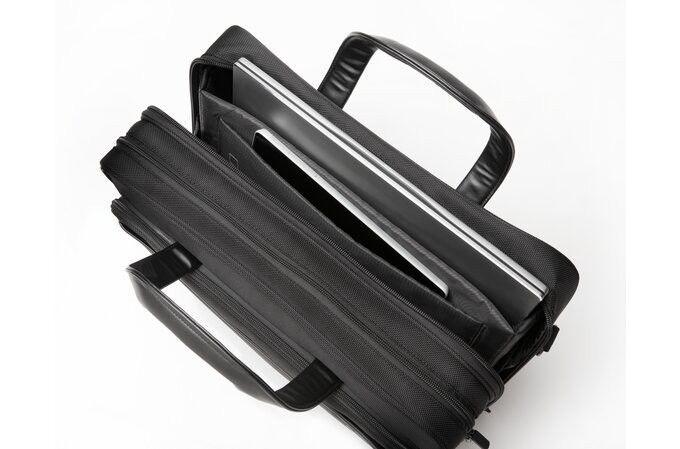 Сумка для ноутбука Kensington, черный, 15.6″