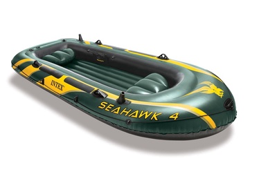 Keturvietė pripučiamoji valtis Intex Seahawk 4