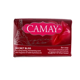 Muilas Camay Secret Bliss, 85 g