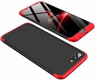 Чехол Hurtel 360 Protection Full Body Cover For Huawei Honor 10 Black/Red