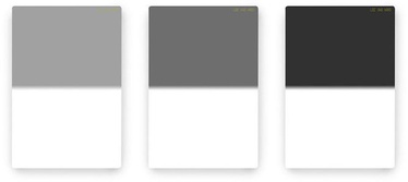 Filter Lee Filters Neutral Density Grad Hard Filter Set 3pcs