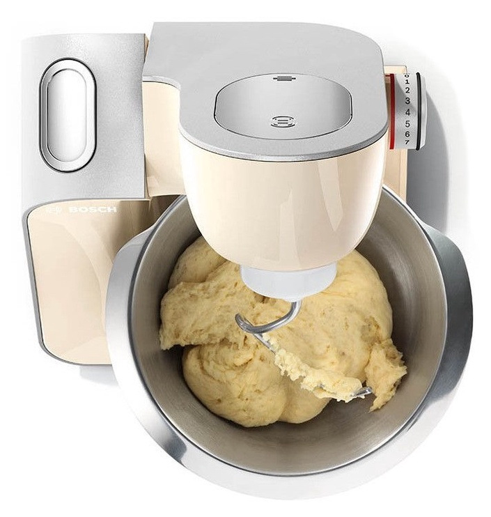 Virtuvinis kombainas Bosch MUM 58920 Vanilla