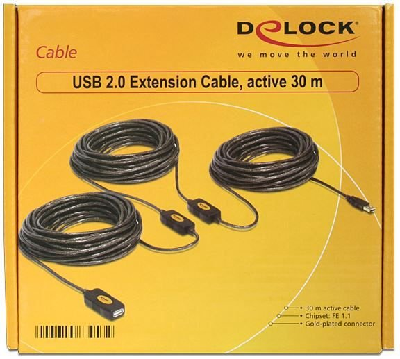 Delock Cable USB / USB 30m