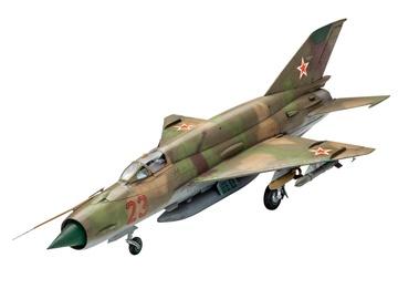 Revell MiG 21 SMT 1:48 03915R