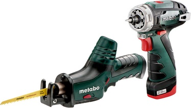 Metabo PowerMaxx Quick Basic + PowerMaxx ASE