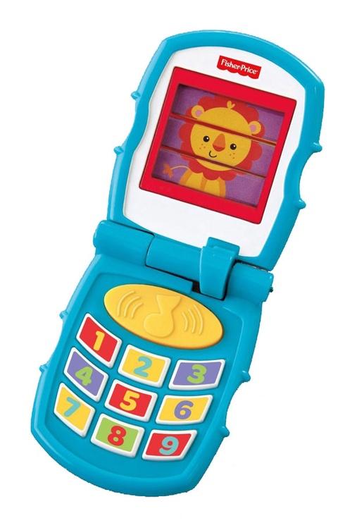 Žaislinis lavinamasis telefonas Fisher Price Y6979, 6 mėn.