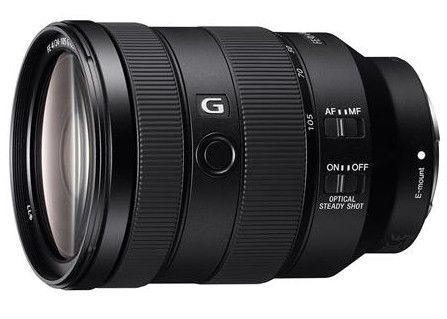 Sony 24-105mm f/4 G OSS E-mount