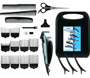 Wahl Home Pro Complete Haircutting Kit 9243-2216 Silver