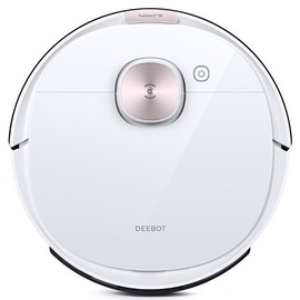 Robottolmuimeja Ecovacs Deebot Ozmo T8+ White