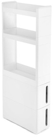 Songmics Kitchen Storage Rack 45x17x106.5cm White