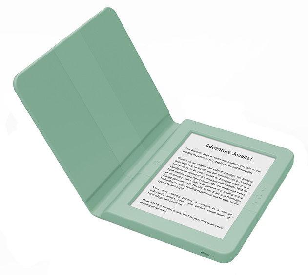 Bookeen Saga Green