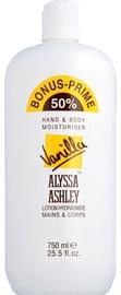 Kūno losjonas Alyssa Ashley Vanilla, 750 ml
