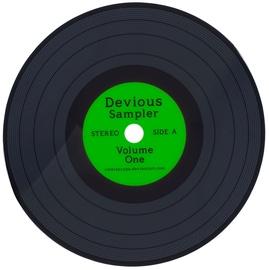 Home4you Disc D38cm Black/Green