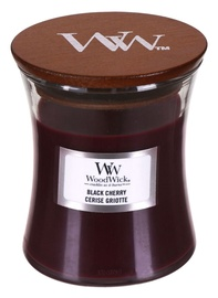 WoodWick Black Cherry Candle 85g