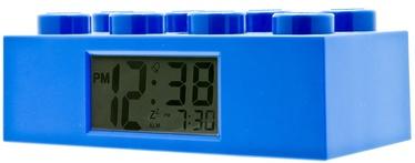 ClicTime LEGO Brick Alarm Clock Blue