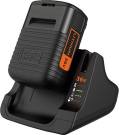 Black & Decker BDC2A36 2Amp Charger + 36V/2Ah Battery