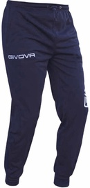 Givova One Pants P019-0004 Blue L