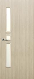 Durvju vērtne Omic Comfort 60x200cm, PVC, balināts ozols