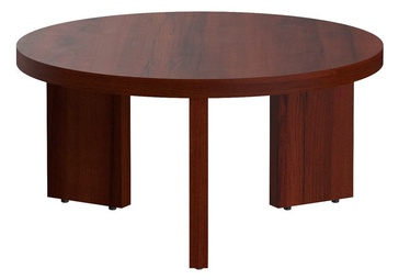 Skyland Coffee ST 840 Coffee Table D80cm Burgundy