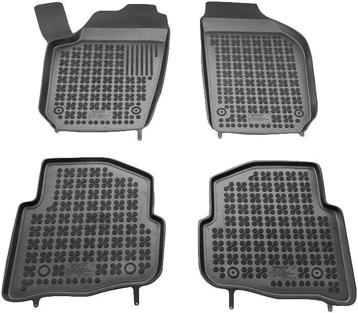Gumijas automašīnas paklājs REZAW-PLAST Seat Cordoba 2002-2009, 4 gab.