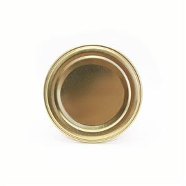 Крышка банки Okko, золотой, 82 мм, 20 шт.