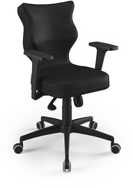 Entelo Perto Black Office Chair VE01 Black